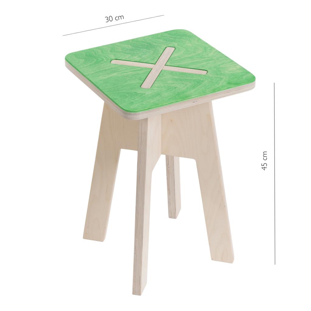Leiunurk: Kandiline tool, roheline